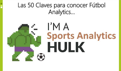 Las 50 claves para conocer Futbol Analytics