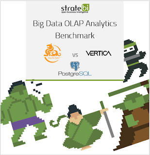 Free whitepaper 'Big Data Analytics benchmark' for faster Business Intelligence performance