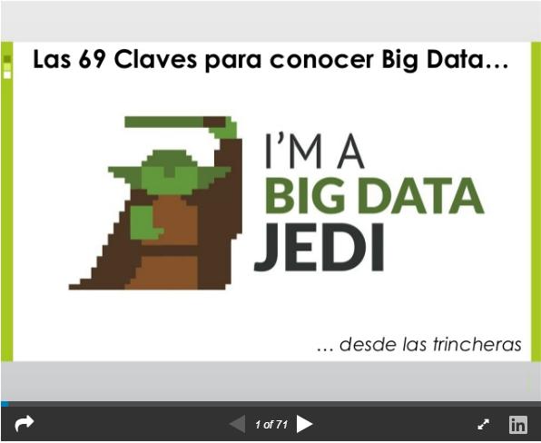69 claves para conocer Big Data