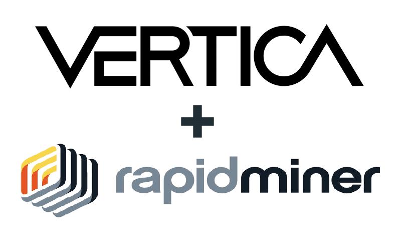 Se presenta la integración de Vertica con RapidMiner Studio