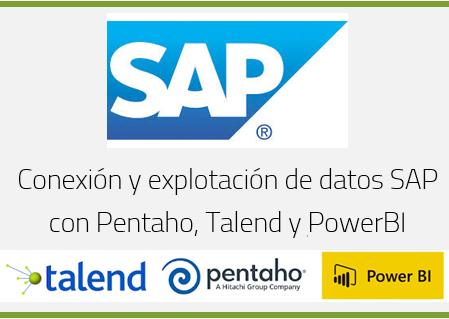 Como extraer y trabajar con los datos de SAP