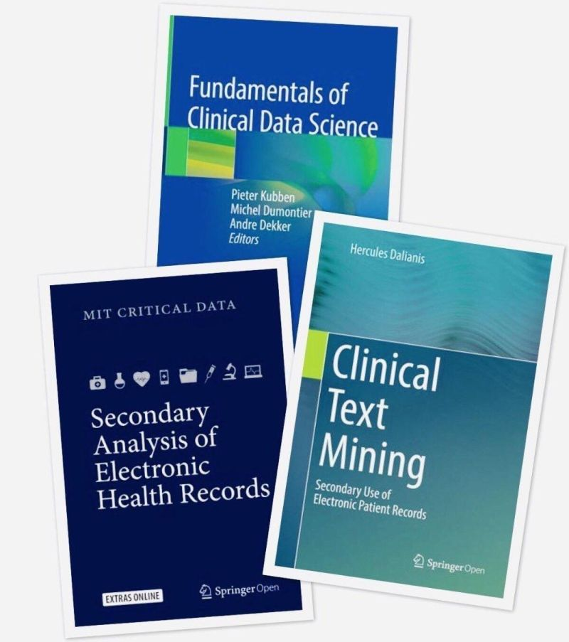 Libros gratuitos sobre Health Analytics