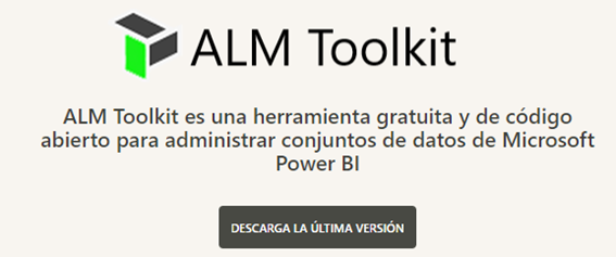 ALM Toolkit para Power BI