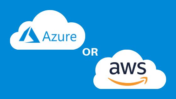 Comparación Arquitectura Azure y AWS