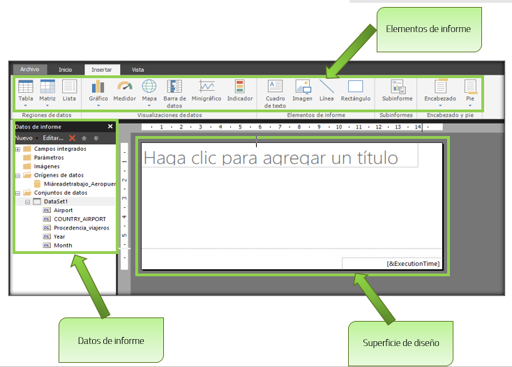 Tutorial gratuito en español sobre Power BI Report Builder