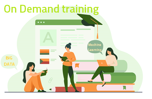 Free On Demand training in Big Data, Machine Learning and AI