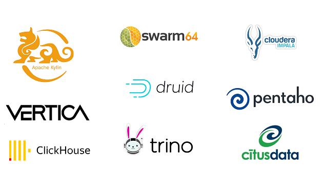 Listado de las mejores bases de datos analíticas open source-free (OLAP, column-oriented)