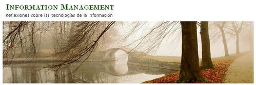 Information Management Blog