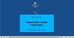 Video Talend Open Studio