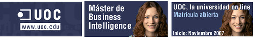 Master en Business Intelligence de la UOC