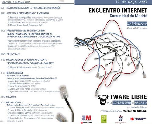 Evento Open Source en Madrid