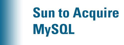 Sun adquiere MySQL