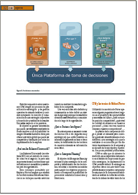 CPM y estrategias empresariales