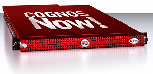 Cognos Now! Appliance