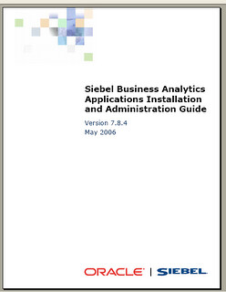 Siebel Analytics