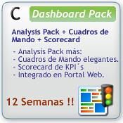 Dasboard Pack